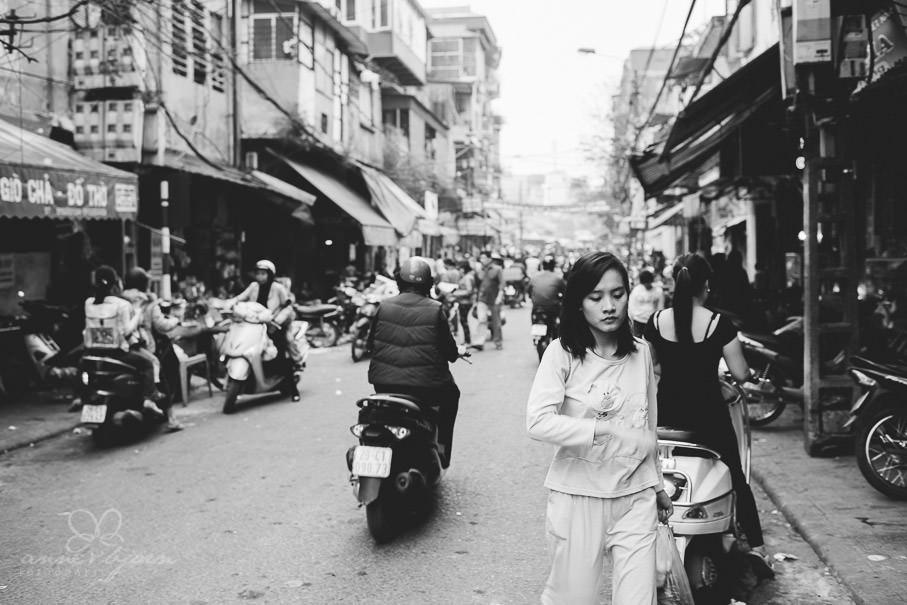 0002 Vietnam I AuB 43281 - Vietnam 2013 - Von Hanoi zu den Wasserdrachen in der Halong Bay
