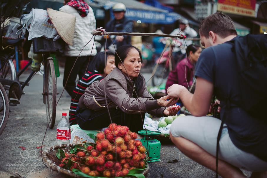 0018 Vietnam I AuB 210861 - Vietnam 2013 - Von Hanoi zu den Wasserdrachen in der Halong Bay