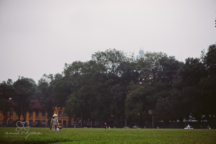 0036 Vietnam I AuB 212111 - Vietnam 2013 - Von Hanoi zu den Wasserdrachen in der Halong Bay
