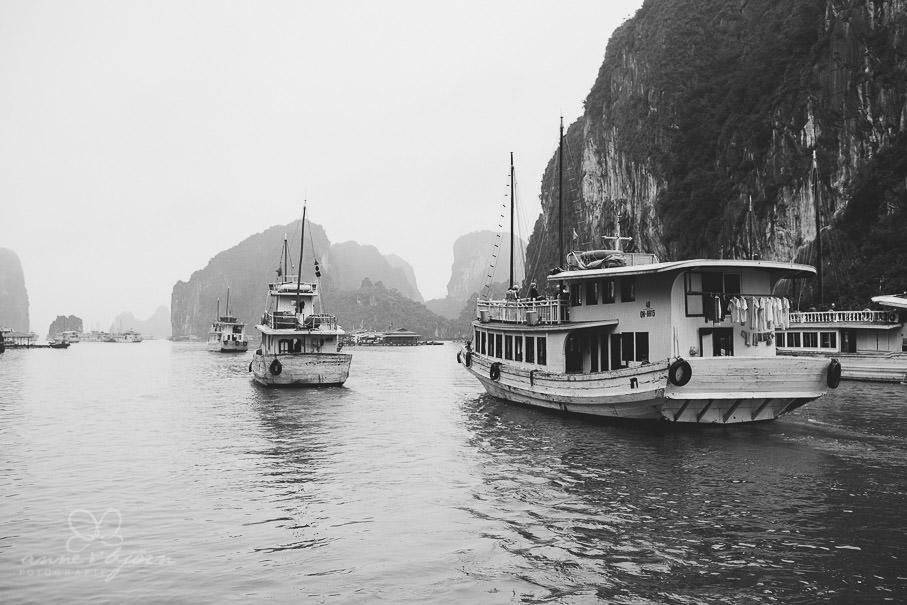0044 Vietnam I AuB 44221 - Vietnam 2013 - Von Hanoi zu den Wasserdrachen in der Halong Bay