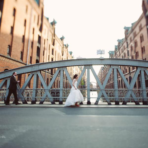 Daniela & Oliver: Hochzeit in der Hamburger Speicherstadt (Nordevent)