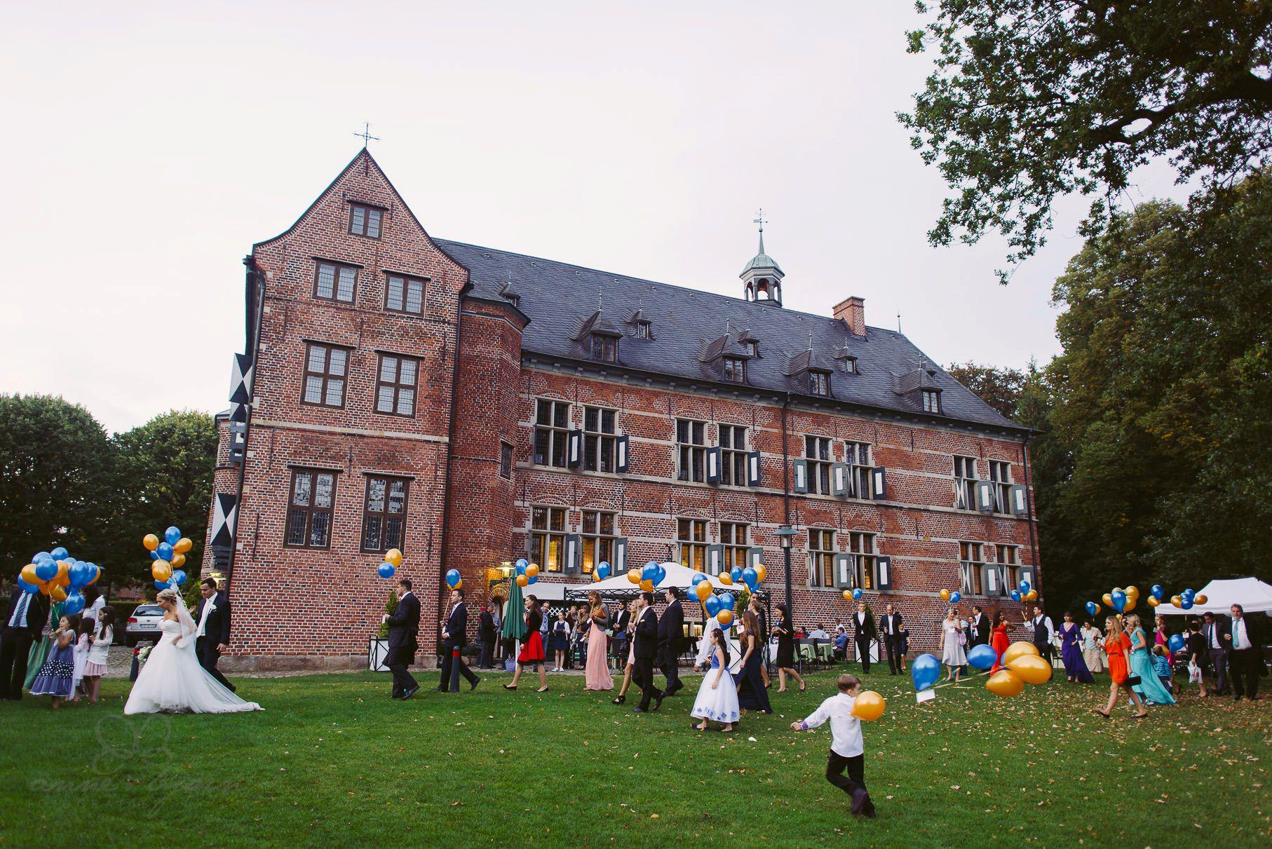Schloss Reinbek Hofsaal