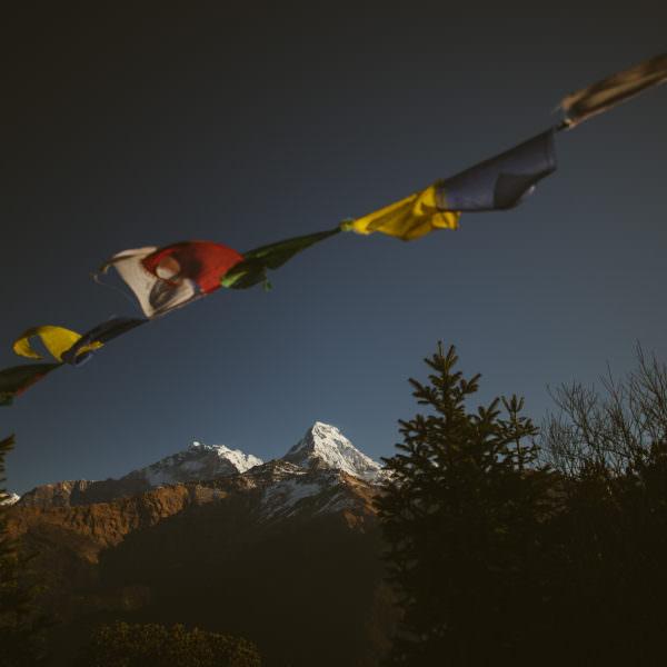 Nepal Teil 2 - Trekking zum Poon Hill