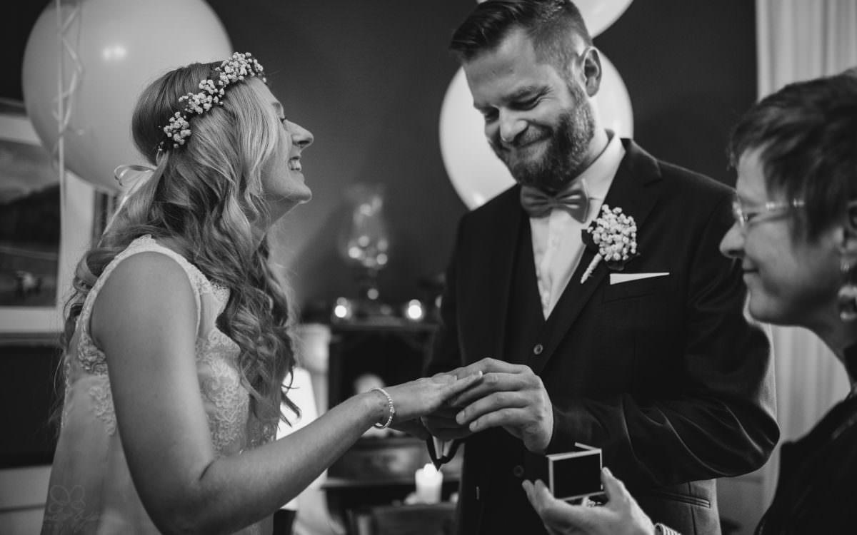Hochzeit auf Rügen (Klein Kubbelkow) - Claudi & Enno
