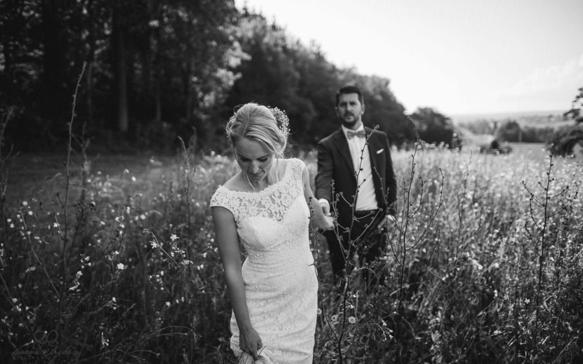 DIY Hochzeit in der Schweiz - Sabrina & Christoph