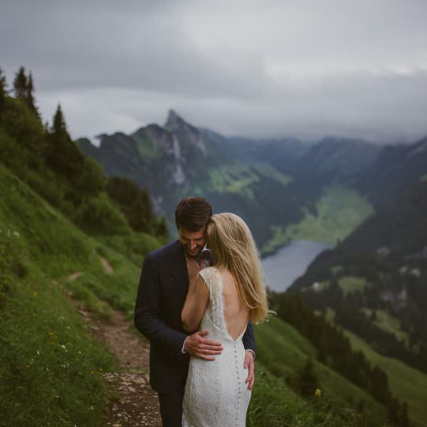 After Wedding Shooting in der Schweiz - Sabrina & Christoph