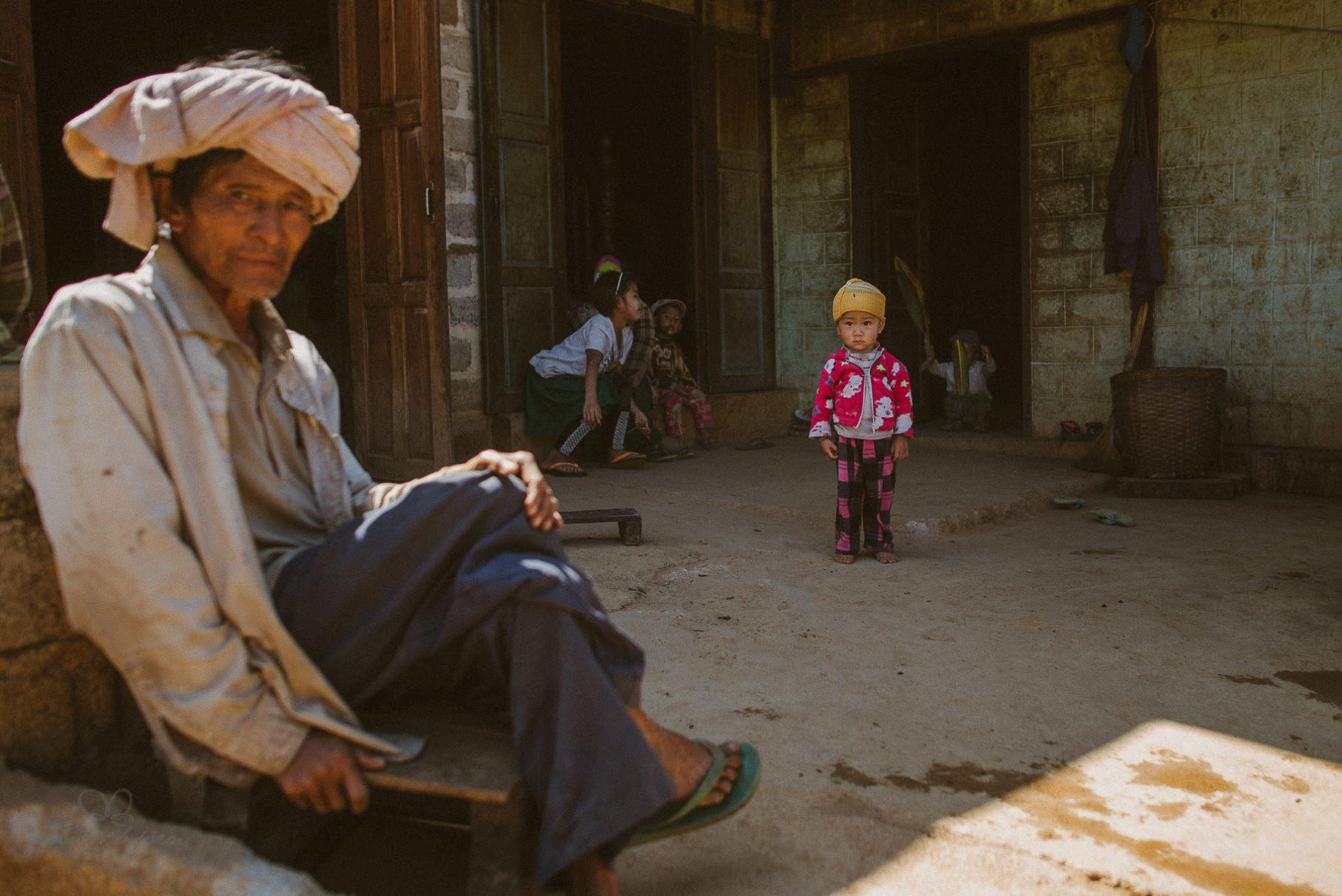 0007 inle lake trekking d76 5192 - Trekking von Kalaw zum Inle-See - Myanmar / Burma