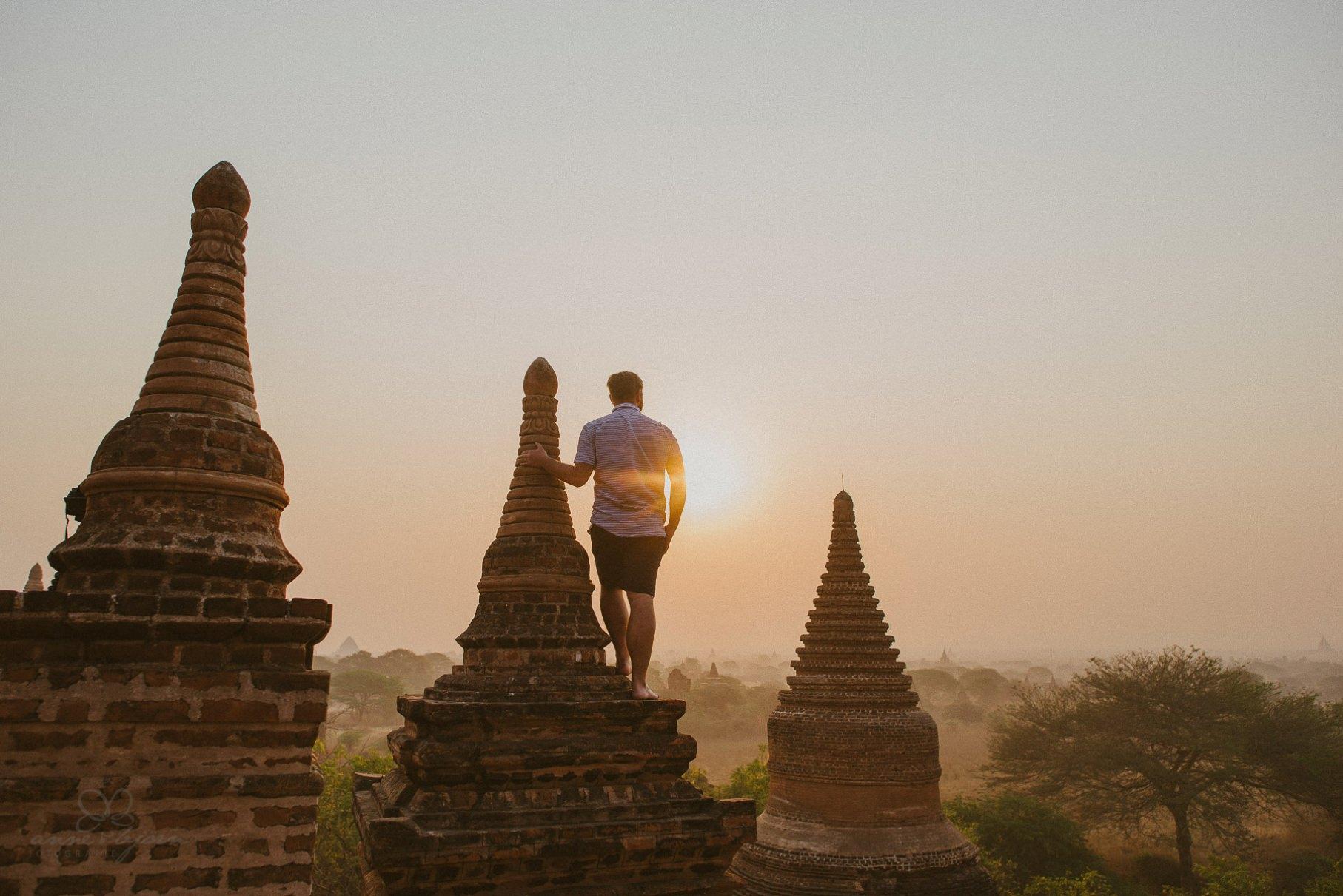 0011 bagan ngwesaung d75 1308 1 - Tempelstadt Bagan & tauchen am Ngwesaungbeach