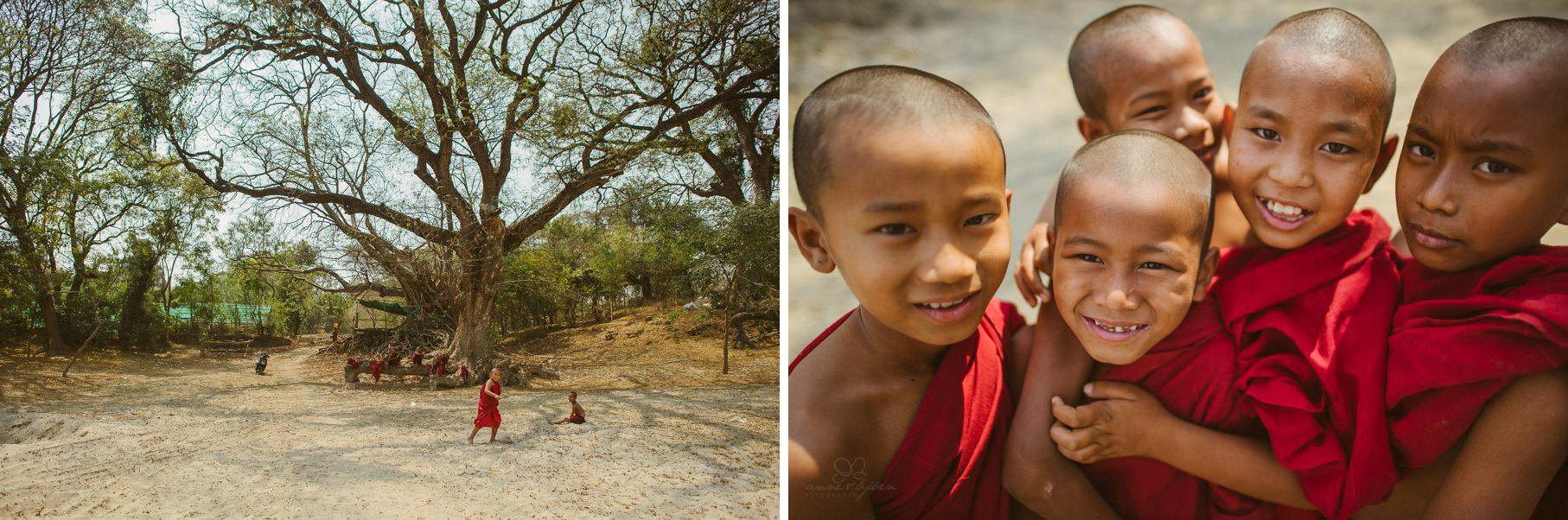 0019 bagan ngwesaung d76 7825 1 - Tempelstadt Bagan & tauchen am Ngwesaungbeach