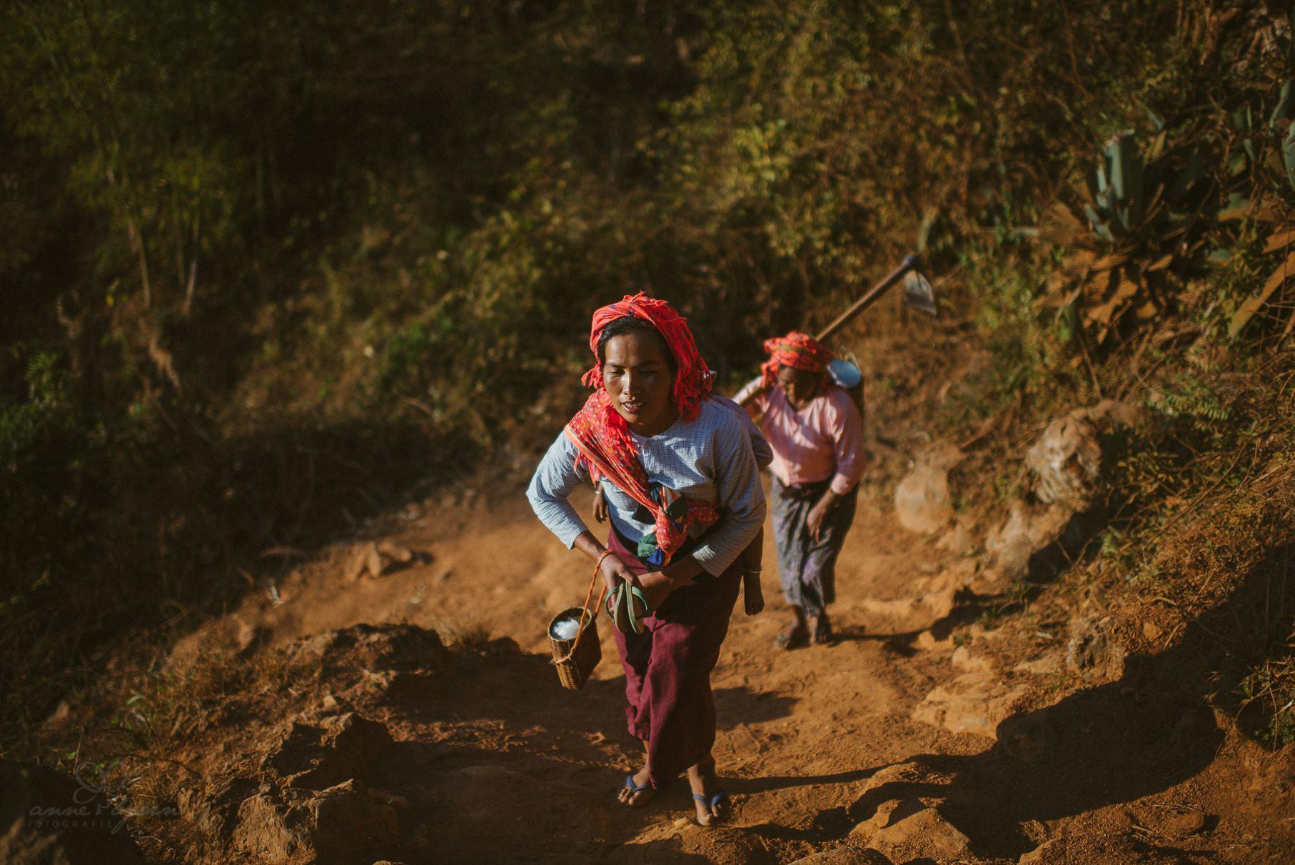 0042 inle lake trekking d76 5901 - Trekking von Kalaw zum Inle-See - Myanmar / Burma